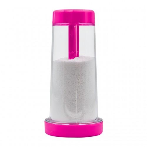 Tapioqueira Tapy Pink -  Peneira e Armazena tapioca e biju