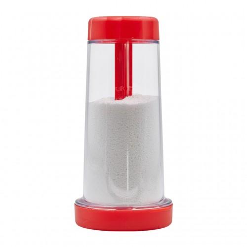 Tapioqueira Tapy Vermelha -  Peneira e Armazena tapioca e biju