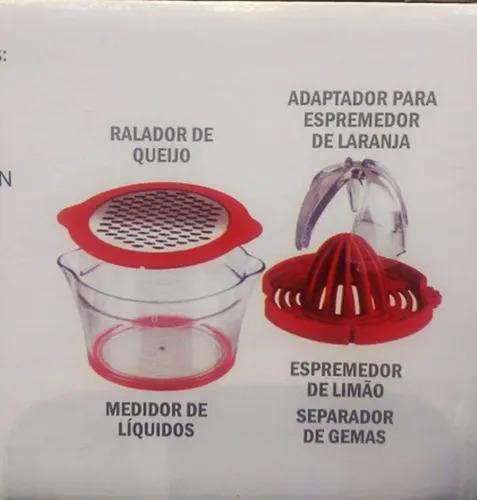 Utensílio Multiuso em Acrílico para Cozinha- UnyHome