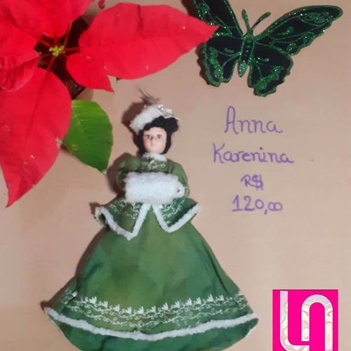Bonecas de Porcelana Coleção Damas de Época