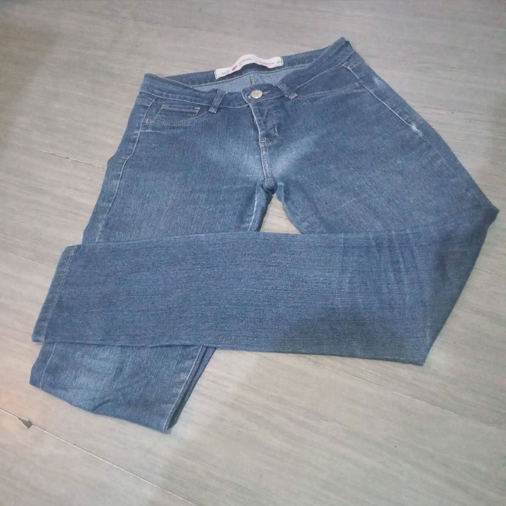 Calça Jeans Feminina Tamanho 40