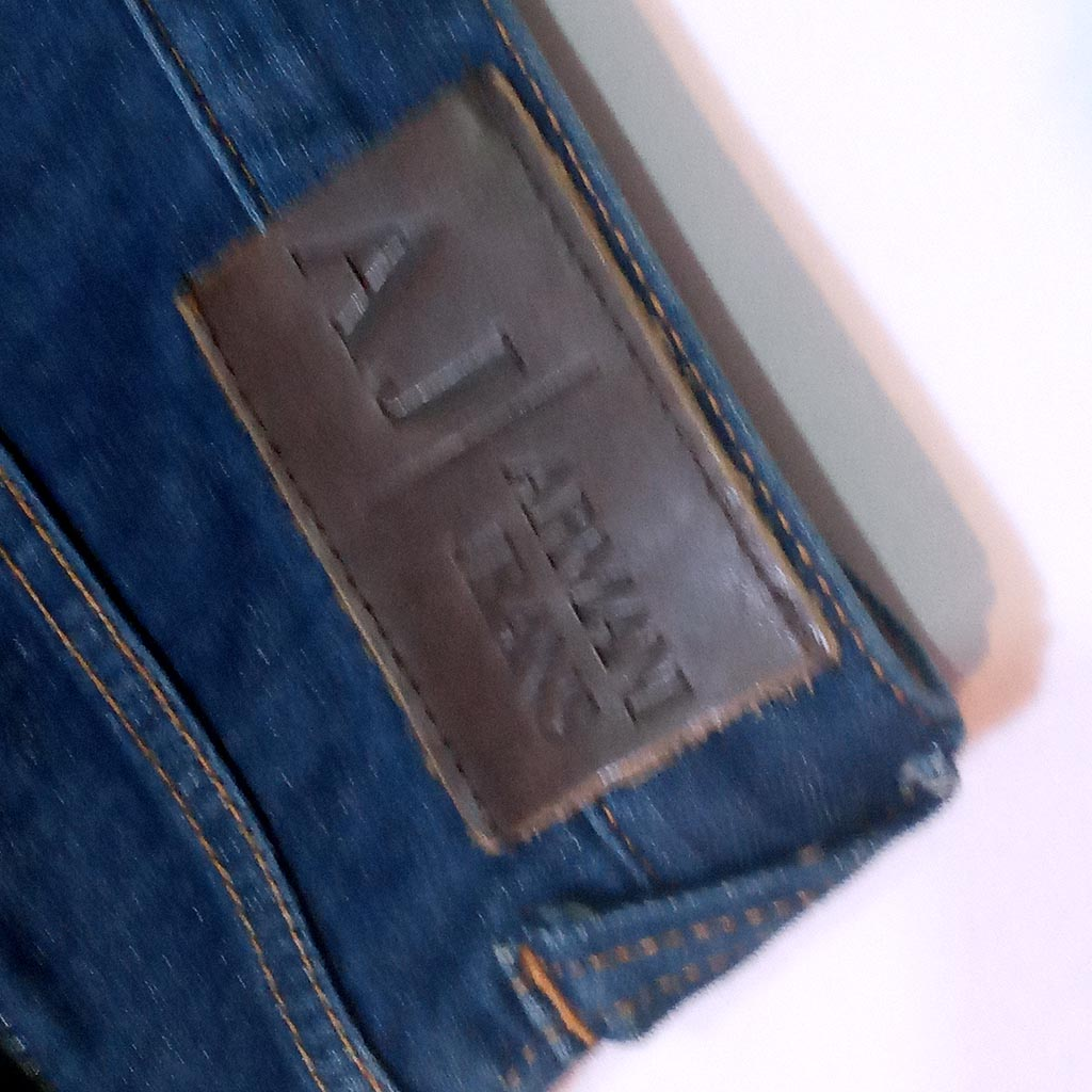 Calça Jeans Masculina Modelo Slim Original Tam 40