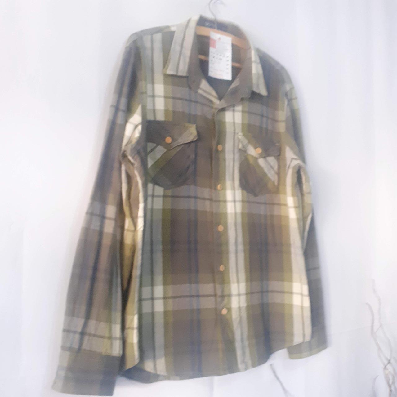 Camisa Masculina Flanelada Xadrez Hering Tam M/M