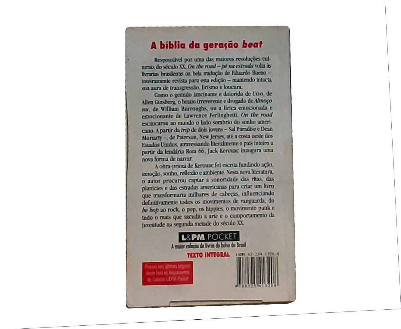 Livro: On The Road, de Jack Kerouac - LP&M - Bom estado