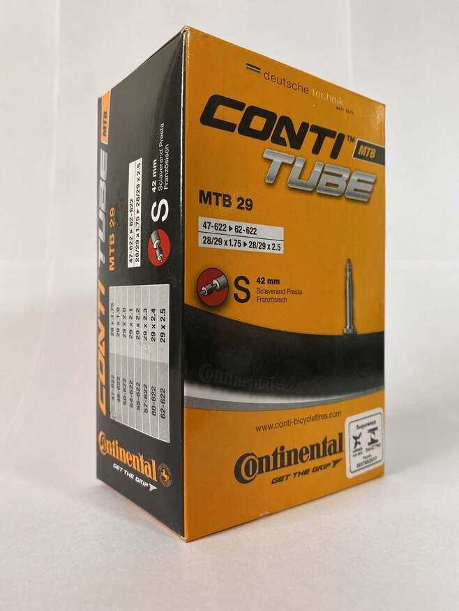 CÂMARA CONTINENTAL CONTI TUBE MTB 29 S42MM