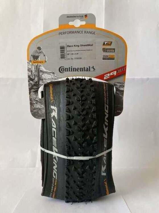 PNEU CONTINENTAL RACE KING PERFORMANCE SHIELDWALL 29 X 2.2