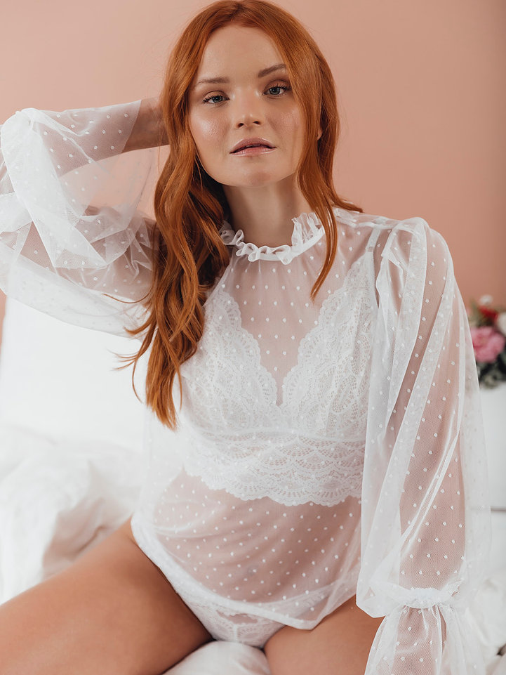 Blusa Anna Branca