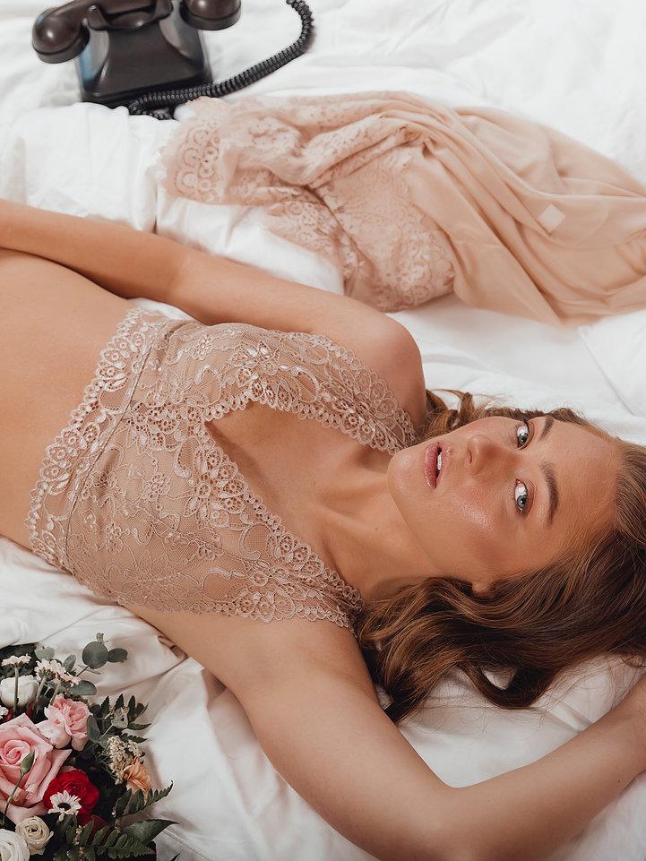 Calcinha Íris Nude