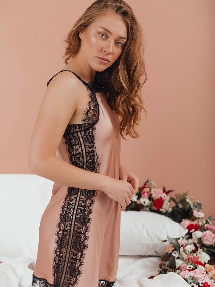 Camisola Melissa Rosé
