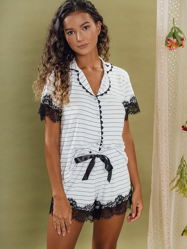 Pijama Empatia Branco