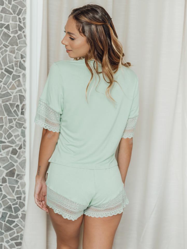 Pijama Menta