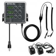 BFDC B2 PRO LEAF - Controlador Automático + KIT HIDROPÔNICO Flood & Drain