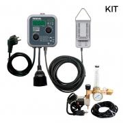 Kit PPM B1 PRO LEAF - Controlador de CO2 Automático + Válvula Solenoide Top