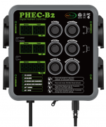 PHEC B2 PRO LEAF - Controlador de FERTILIZANTES e pH p/ Sistemas Hidropônicos