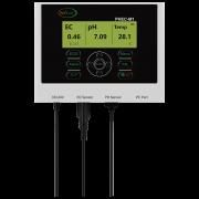 PHEC M1 PRO LEAF - MONITOR em TEMPO REAL dos níveis de EC / ppm / pH e Temperatura