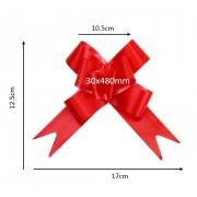 Laço fácil liso (pacote com 10un.) 30x480mm 1003