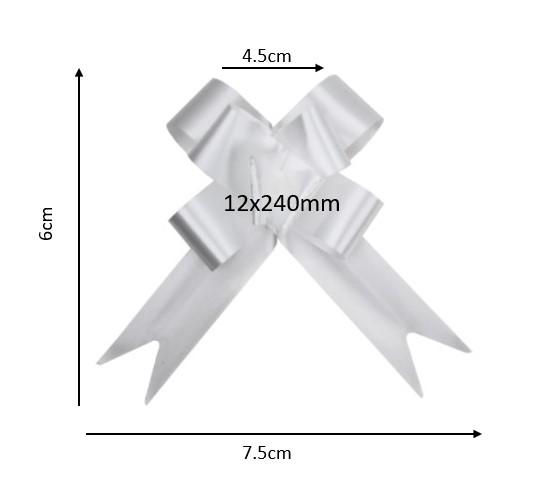 Laço fácil liso (pacote com 10 un.) 12x240mm 999-8