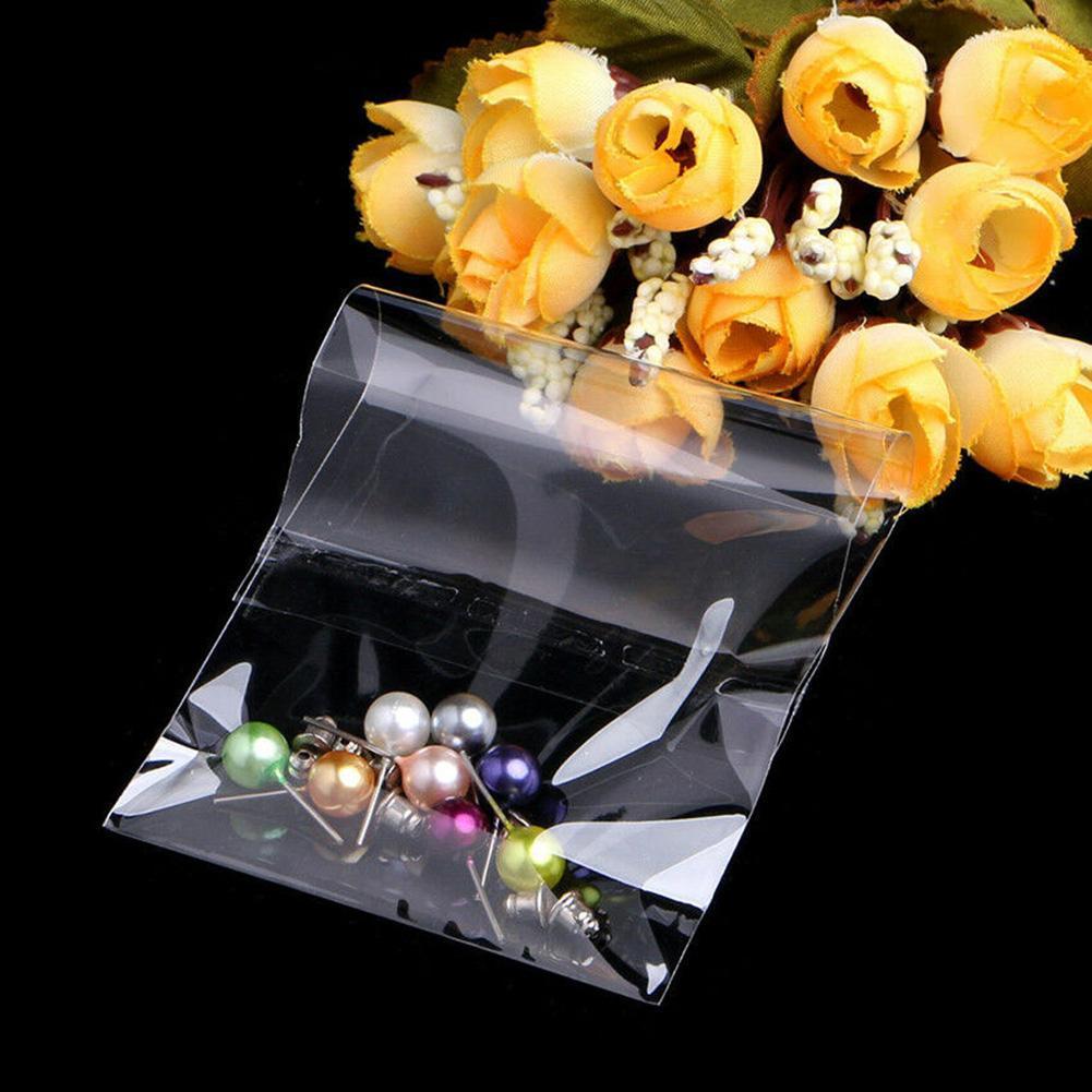 Saco Plástico Adesivado (pacote com 100 un.)