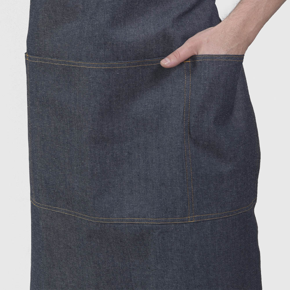 Avental Texano Jeans
