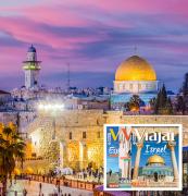 Combo Israel + Egito + Marrocos