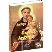 Brinde na compra de 2 livros - Antigo livro de Santo Antonio