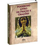 Brinde na compra de 2 livros - Poderoso livro de preces e orações
