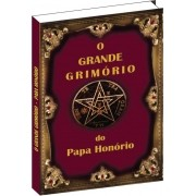 Ebook do livro O Grande Grimório do Papa Onório