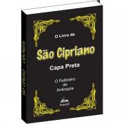 Livro de S�o Cipriano  Capa Preta