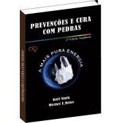 Livro - Prevenções e cura com Pedras