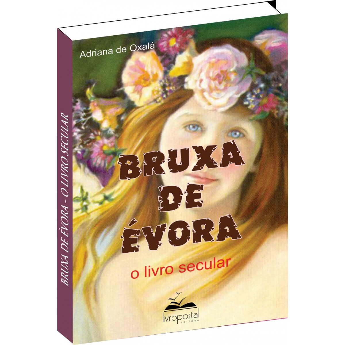 Livro da Bruxa de Évora  - Livropostal Editora
