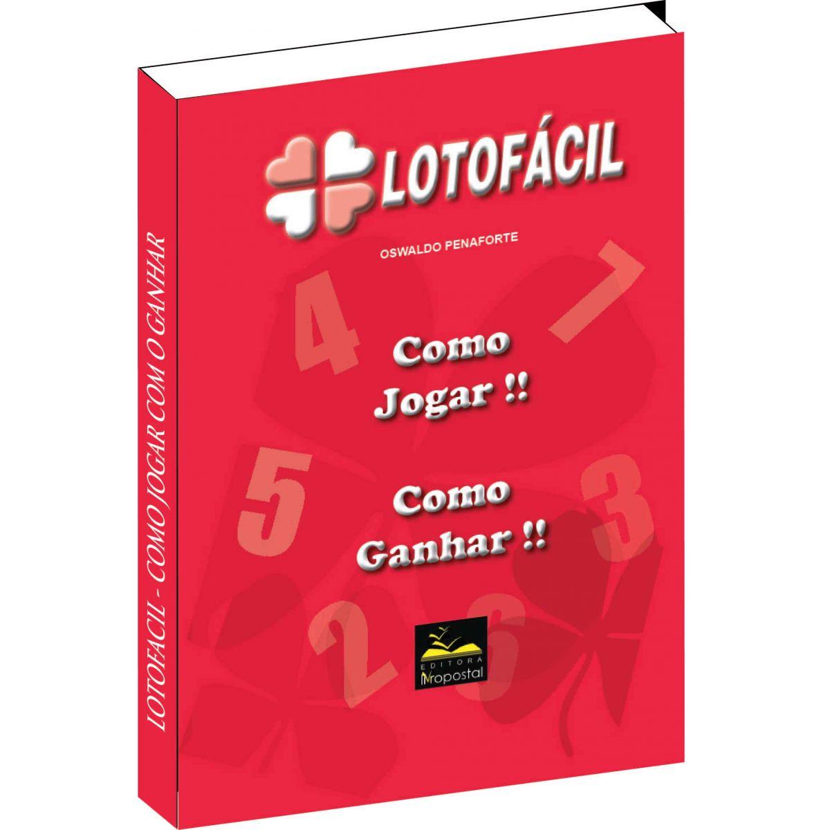 Apostila da Lotofacil  - Livropostal Editora