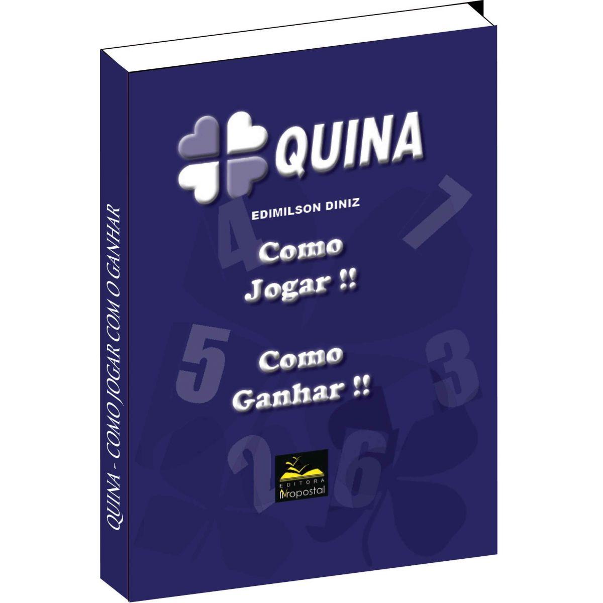 Apostila da Quina  - Livropostal Editora