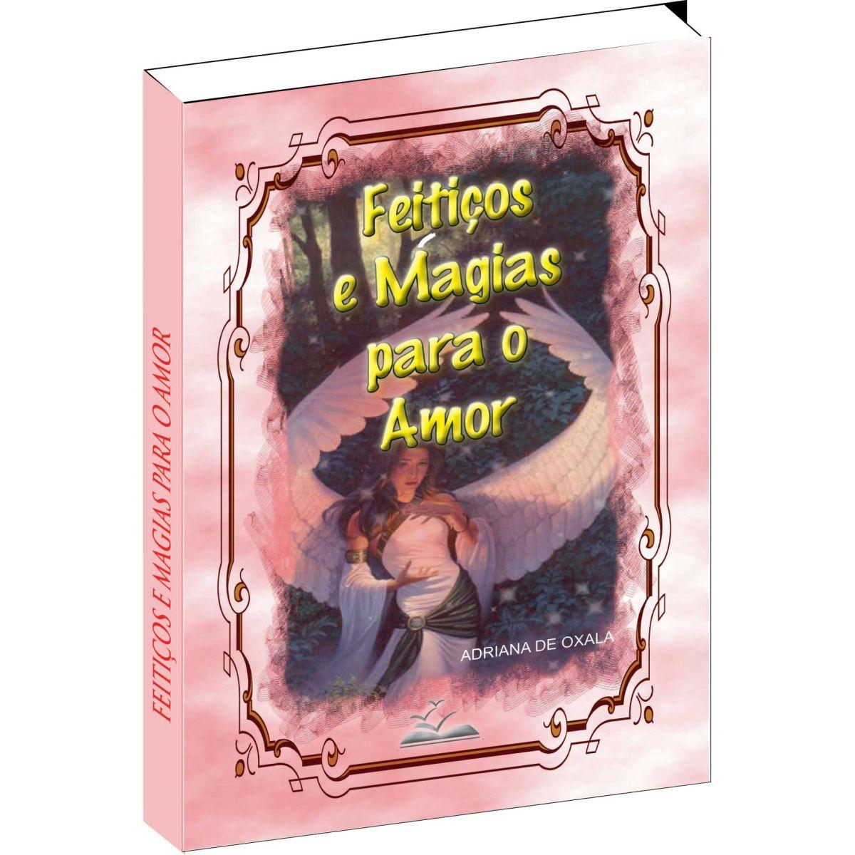 Brinde na compra de 2 livros - Feitiços e magias para o amor  - Livropostal Editora
