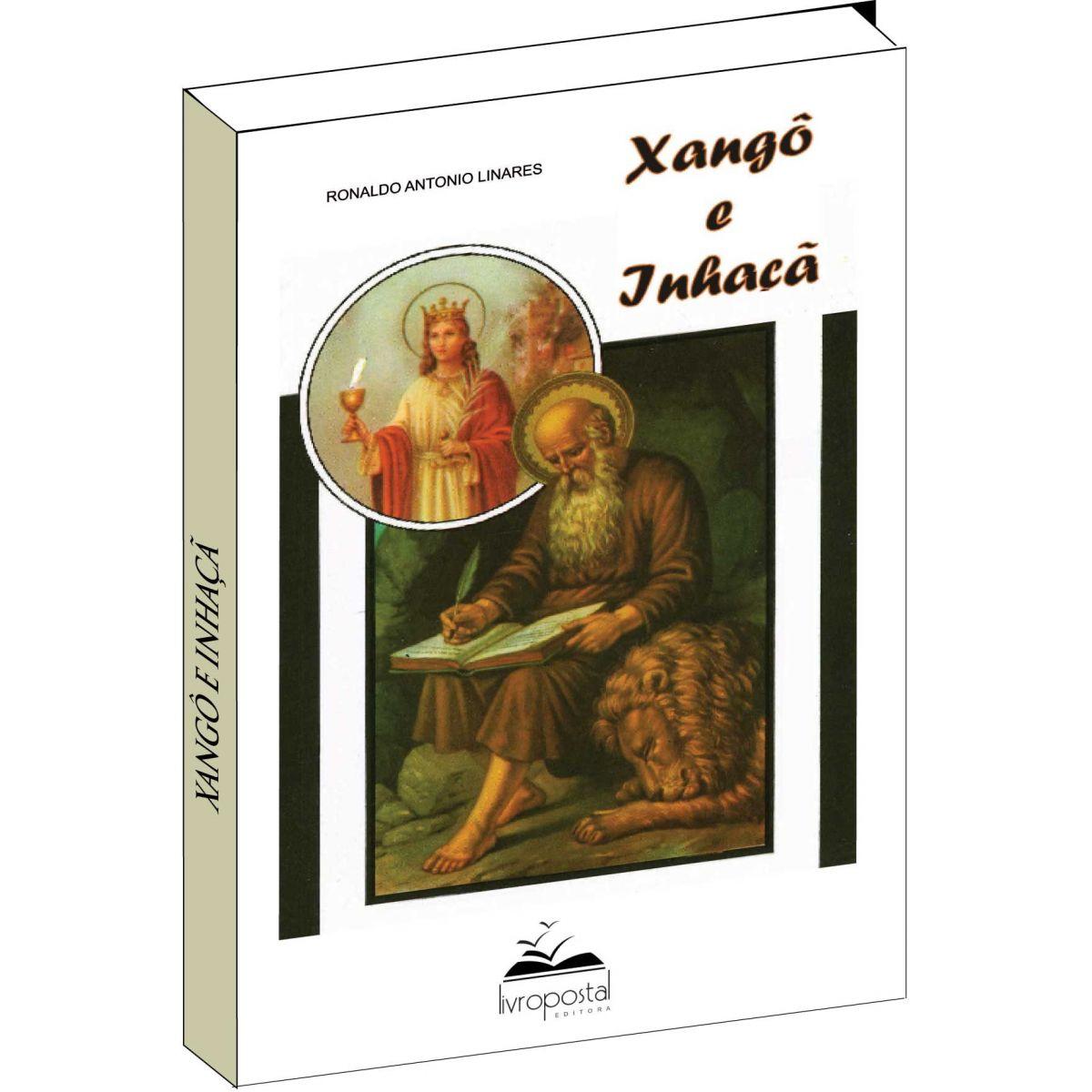 Brinde na compra de 2 livros - Xango e Inhaçã  - Livropostal Editora