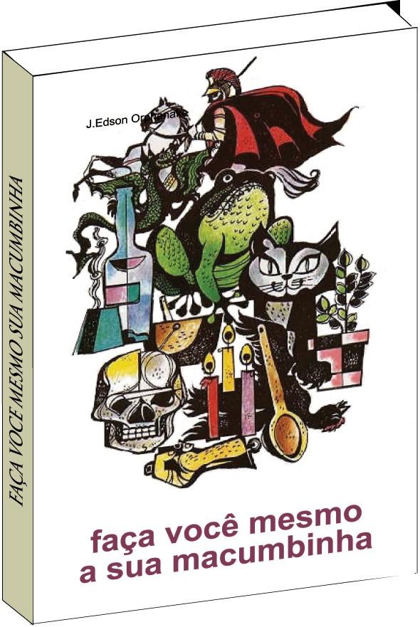 Ebook do Livro - Faça você mesmo a sua macumbinha  - Livropostal Editora