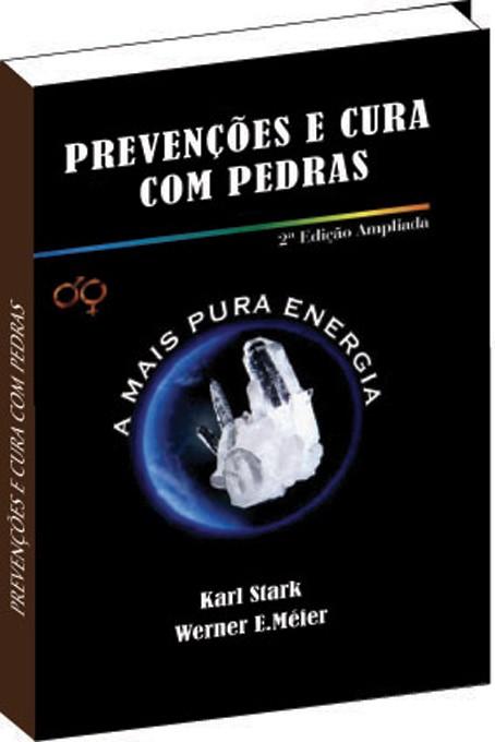 Ebook do Livro - Prevenções e cura com Pedras  - Livropostal Editora