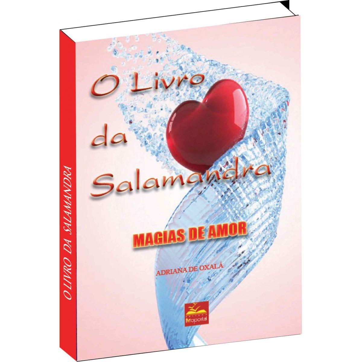 Livro da Salamandra  - Livropostal Editora