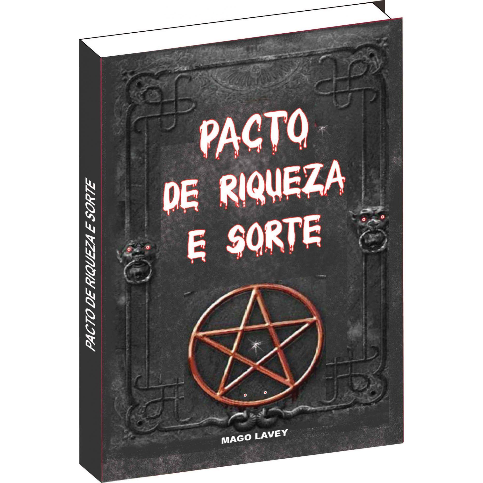 Pacto de riqueza e sorte do Reio Salomão  - Livropostal Editora