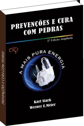 Livro - Prevenções e cura com Pedras  - Livropostal Editora