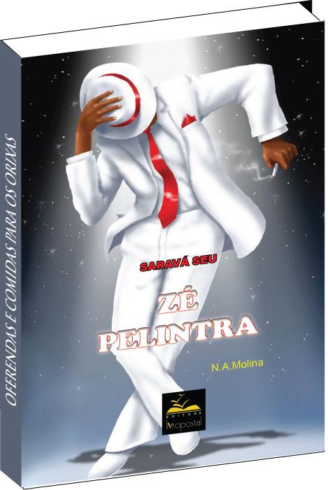 Livro - Sarava seu Zé Pelintra  - Livropostal Editora