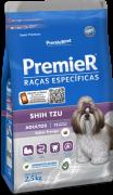 PREMIER RAÇAS ESPECÍFICAS SHIH TZU ADULTOS SABOR FRANGO 2,5KG