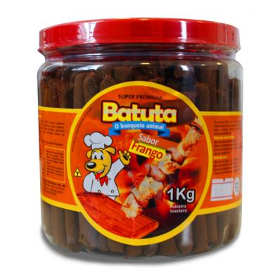 BATUTA STICKS SABOR FRANGO 1KG