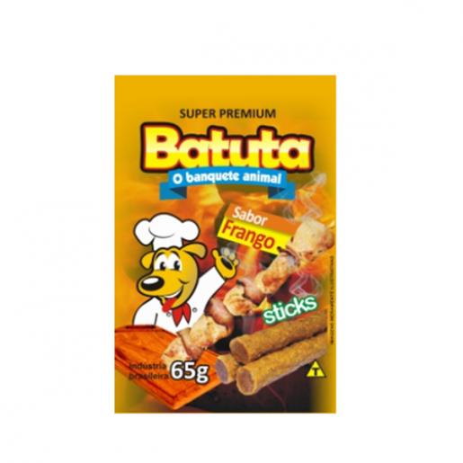 BATUTA STICKS SABOR FRANGO 65G