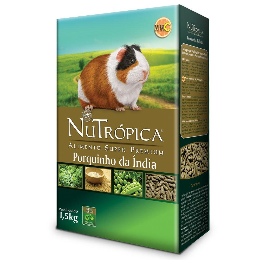 NUTRÓPICA PORQUINHO DA ÍNDIA 1,5 KG