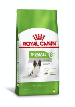 ROYAL CANIN X-SMALL ADULTO+8 1KG