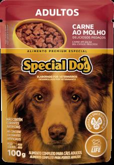 SPECIAL DOG SACHÊ ADULTOS 100G