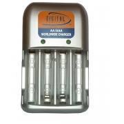 carregador de pilhas Gigital 110v 220v