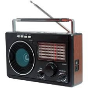Radio am fm com usb e buetooth
