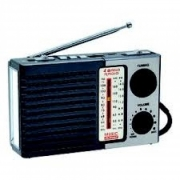 radio com lanterna am fm usb sd 110v 220v