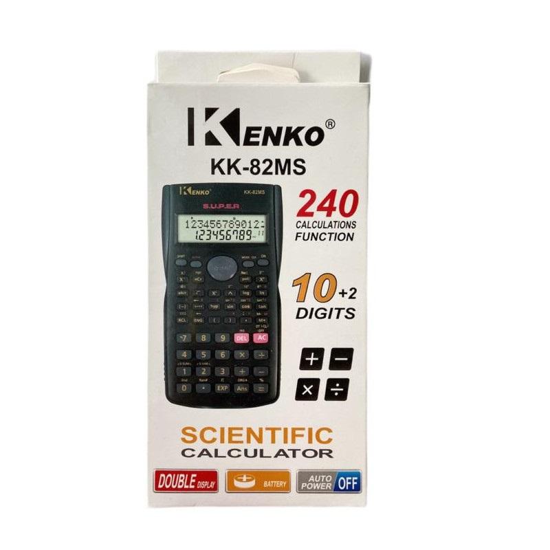 calculadora cientifica Kenko 240 funções